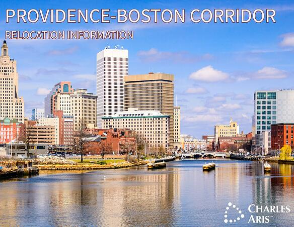 Providence-Boston Corridor screenshot